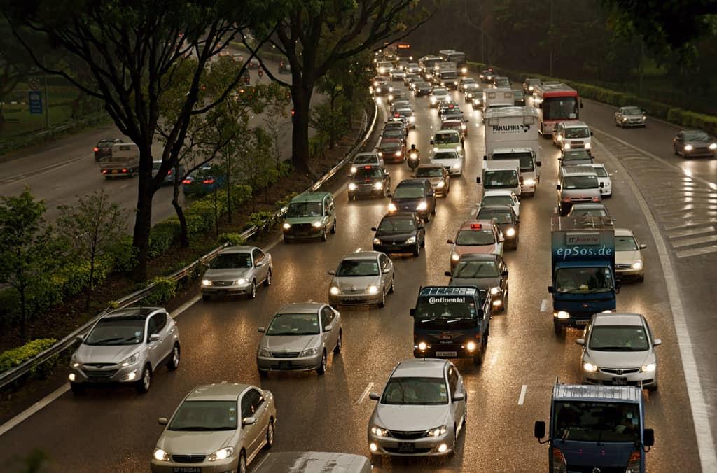 driva trafik