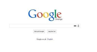 sökoptimering för Google