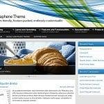 graphene wordpresstema