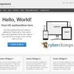 wordpress tema responsive