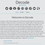 wordpress teman decode