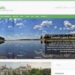 wordpresstema travelify