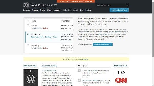 blogga på wordpress